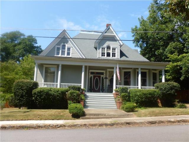 209 Oak Street, Hogansville, GA 30230 (MLS #5745746) :: North Atlanta Home Team