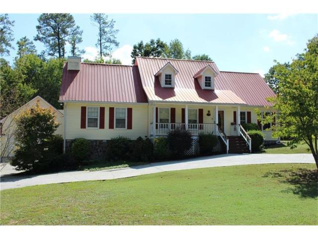 334 Woodridge Drive NW, Calhoun, GA 30701 (MLS #5749567) :: Path & Post Real Estate