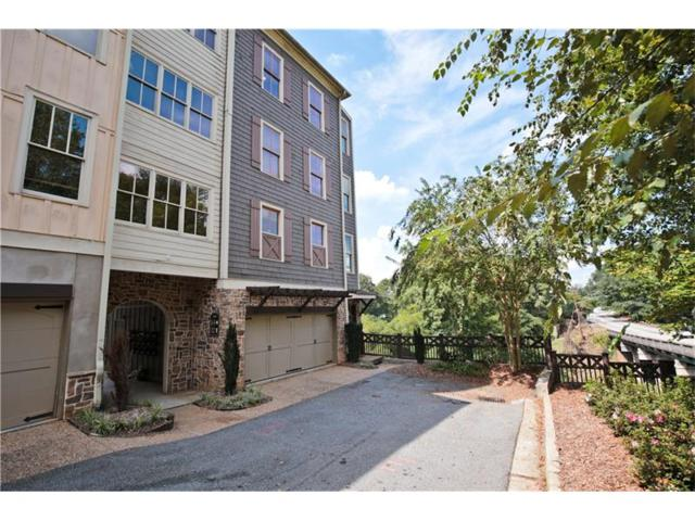 1628 Briarcliff Road NE #12, Atlanta, GA 30306 (MLS #5750952) :: North Atlanta Home Team