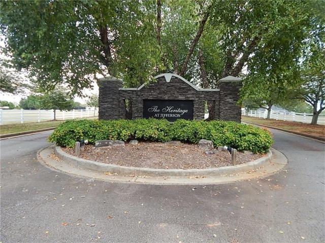 Lot 1 Washington Parkway, Jefferson, GA 30549 (MLS #5752893) :: North Atlanta Home Team