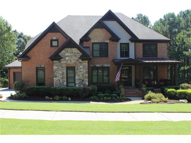 190 Terrace View Drive, Acworth, GA 30101 (MLS #5759594) :: North Atlanta Home Team