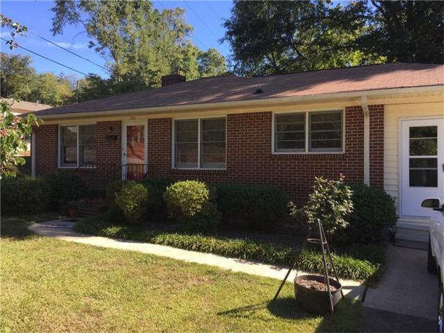 300 West Avenue, Gainesville, GA 30501 (MLS #5760035) :: North Atlanta Home Team