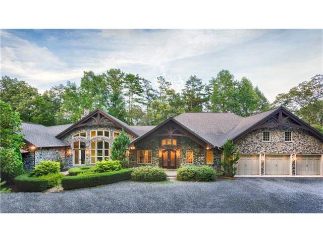 132 Lickskillet Trail, Blue Ridge, GA 30513 (MLS #5760834) :: North Atlanta Home Team