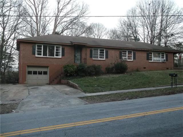 2822 Sylvan Road, East Point, GA 30344 (MLS #5761213) :: North Atlanta Home Team