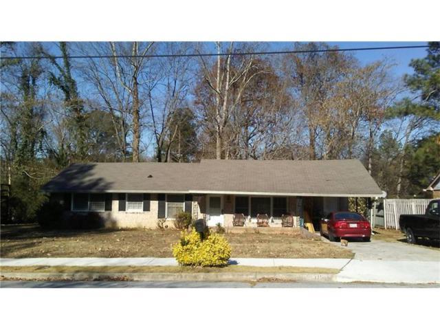 2679 Carriage Lane, Atlanta, GA 30349 (MLS #5763183) :: North Atlanta Home Team