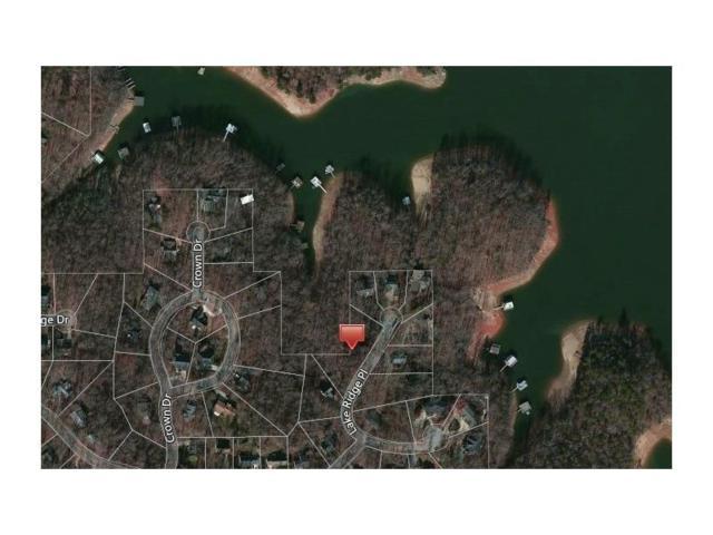 3433 Lake Ridge Place, Gainesville, GA 30506 (MLS #5763345) :: North Atlanta Home Team