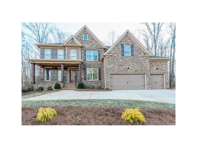 1608 Greers Chapel Road, Kennesaw, GA 30152 (MLS #5768569) :: North Atlanta Home Team