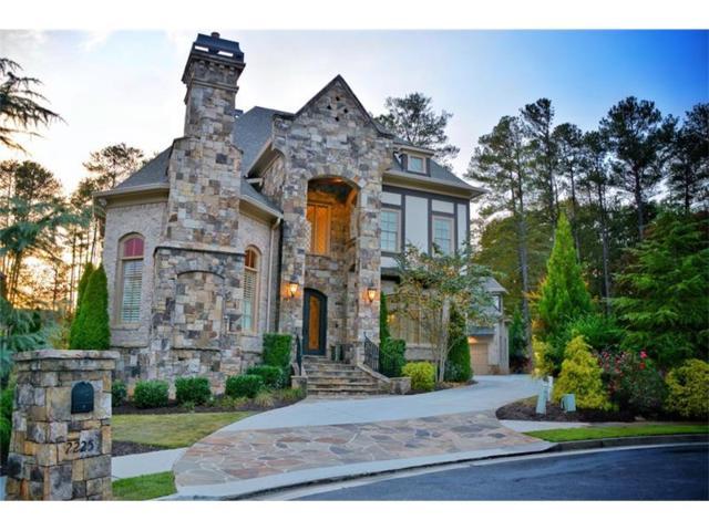 2225 Heathermoor Hill Drive, Marietta, GA 30062 (MLS #5770174) :: North Atlanta Home Team