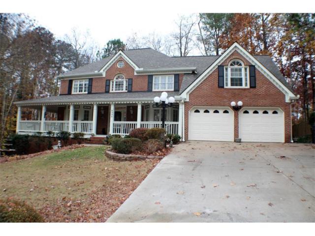 4930 Day Lily Way NW, Acworth, GA 30102 (MLS #5777752) :: North Atlanta Home Team