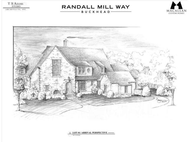 4035-4 Randall Mill Way, Atlanta, GA 30327 (MLS #5777986) :: North Atlanta Home Team