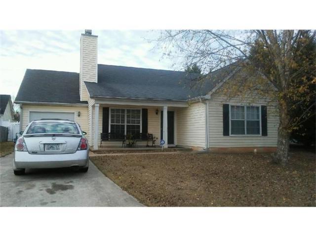 7080 Preserve Parkway, Fairburn, GA 30213 (MLS #5781253) :: North Atlanta Home Team