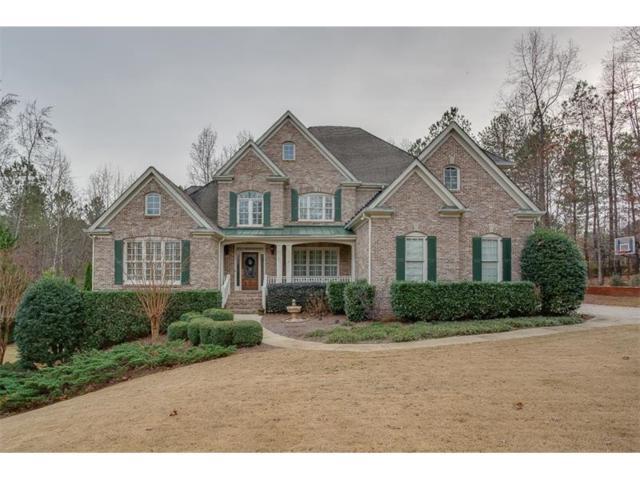 2320 Ivey Oaks Place, Stone Mountain, GA 30087 (MLS #5786455) :: North Atlanta Home Team