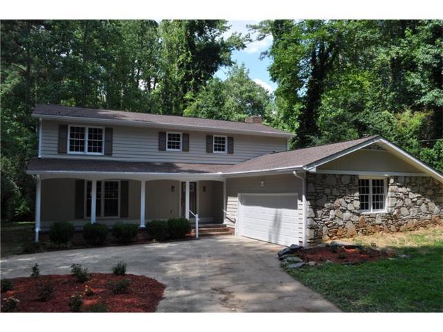 3852 Allsborough Drive, Tucker, GA 30084 (MLS #5788396) :: North Atlanta Home Team