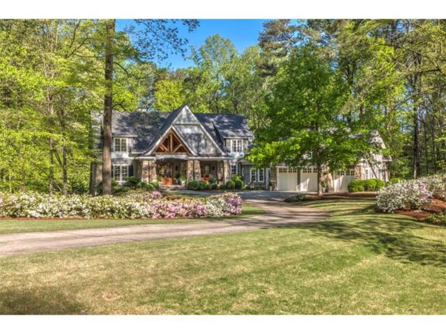 377 Tara Trail, Sandy Springs, GA 30327 (MLS #5789055) :: North Atlanta Home Team