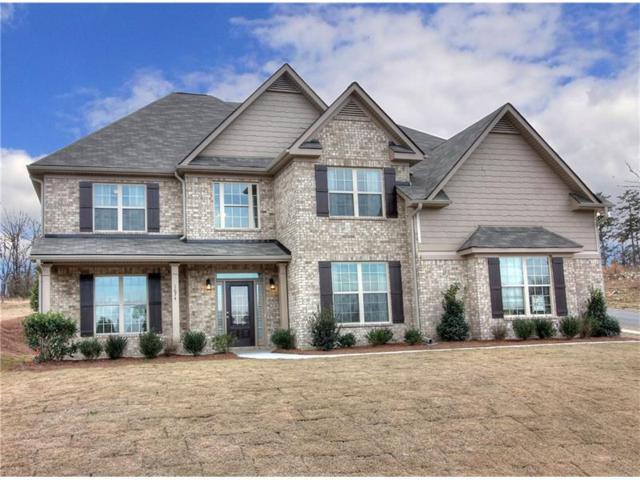 1674 Archer Estates Drive NW, Kennesaw, GA 30152 (MLS #5789266) :: North Atlanta Home Team