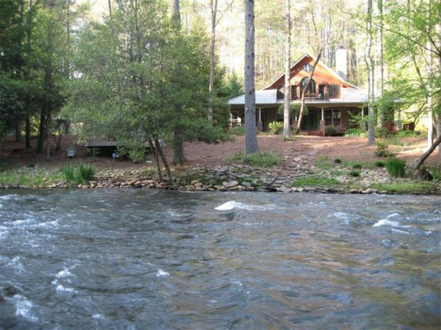 443 River Drive, Dahlonega, GA 30533 (MLS #5790170) :: North Atlanta Home Team