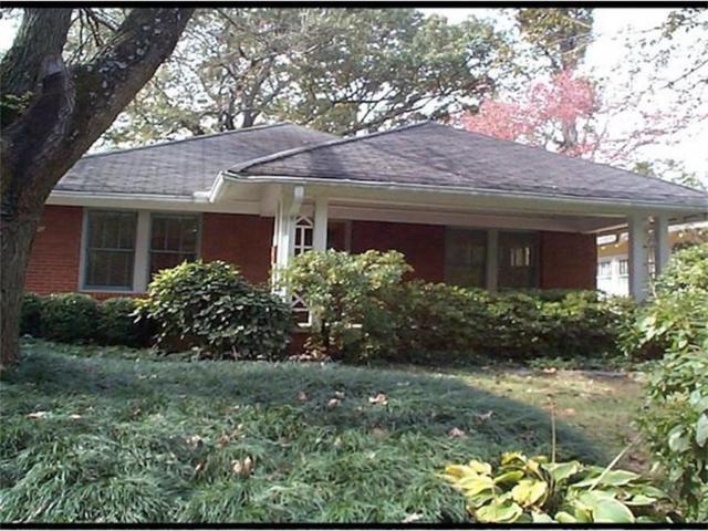 980 Todd Road NE, Atlanta, GA 30306 (MLS #5790194) :: The Zac Team @ RE/MAX Metro Atlanta