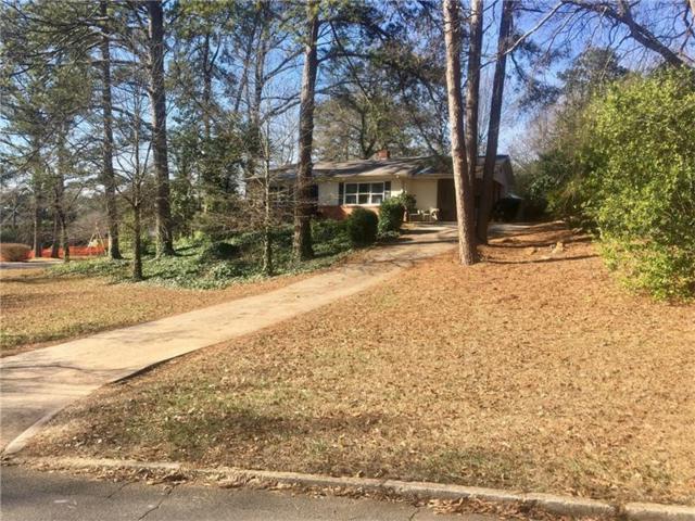 1252 Thomas Circle, Roswell, GA 30075 (MLS #5790481) :: North Atlanta Home Team
