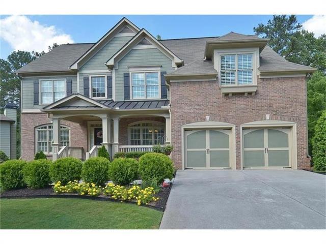 1870 Callaway Ridge Drive, Kennesaw, GA 30152 (MLS #5790880) :: North Atlanta Home Team