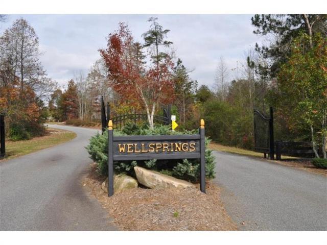 5012 Fountain Springs Drive, Gainesville, GA 30506 (MLS #5792691) :: North Atlanta Home Team