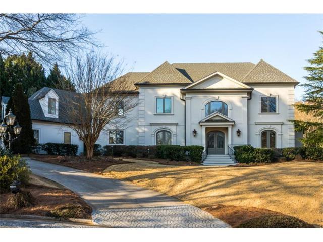 5650 Cross Gate Drive, Sandy Springs, GA 30327 (MLS #5792916) :: North Atlanta Home Team