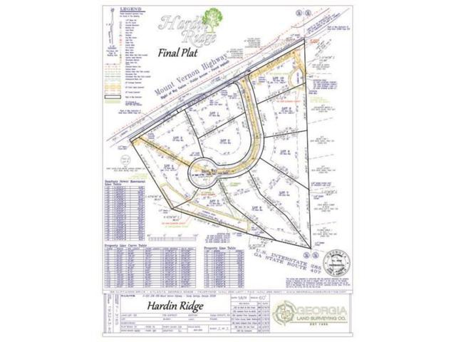 714 Bass Way, Sandy Springs, GA 30328 (MLS #5794335) :: North Atlanta Home Team