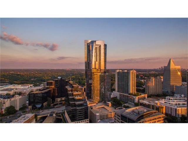 3344 Peachtree Road NE #4601, Atlanta, GA 30326 (MLS #5794354) :: Kennesaw Life Real Estate