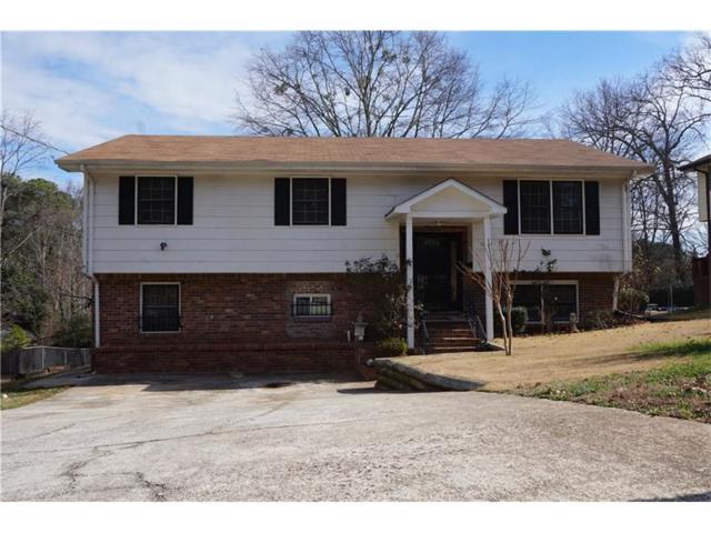 1654 Oak Forest Drive SE, Conyers, GA 30013 (MLS #5794936) :: North Atlanta Home Team