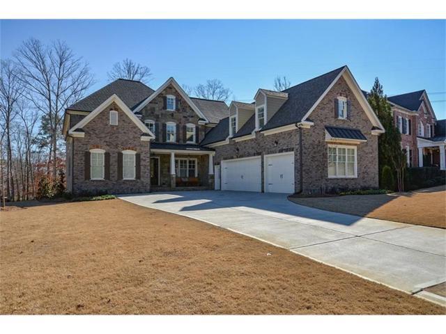 2310 Tayside Crossing NW, Kennesaw, GA 30152 (MLS #5795878) :: North Atlanta Home Team