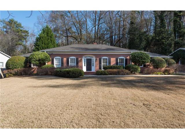 4225 Lake Forrest Drive NE, Atlanta, GA 30342 (MLS #5796272) :: North Atlanta Home Team