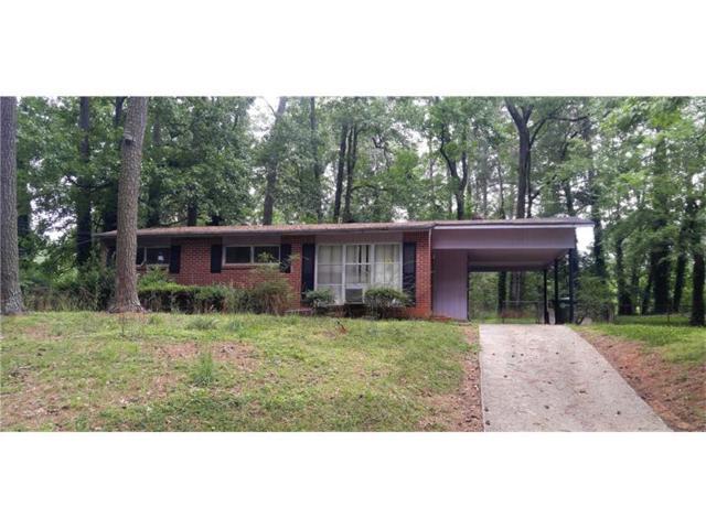 2597 Dale Creek Drive NW, Atlanta, GA 30318 (MLS #5796453) :: North Atlanta Home Team