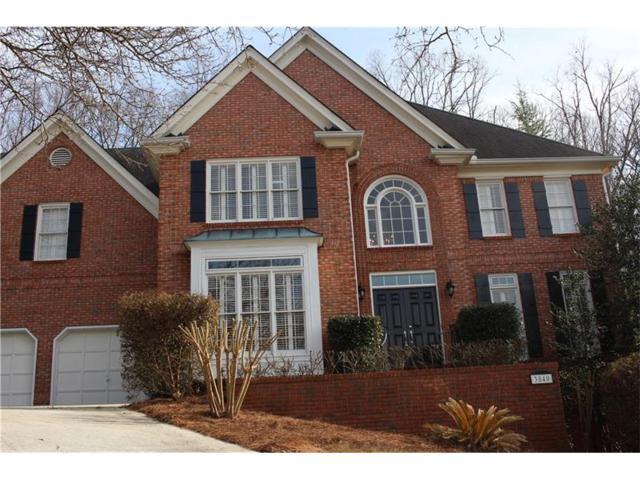 3840 Glenhurst Drive SE, Smyrna, GA 30080 (MLS #5797250) :: North Atlanta Home Team
