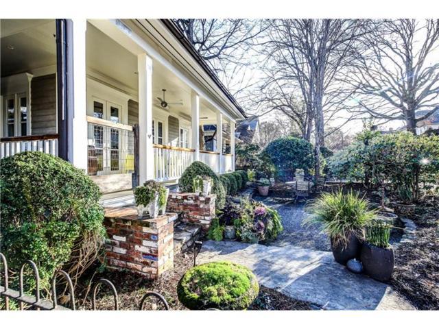 306 9th Street A, Atlanta, GA 30309 (MLS #5797472) :: The Hinsons - Mike Hinson & Harriet Hinson
