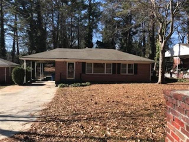 2681 Plantation Drive, East Point, GA 30344 (MLS #5799120) :: North Atlanta Home Team