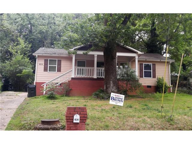 424 Dorsey Road, Atlanta, GA 30354 (MLS #5799649) :: North Atlanta Home Team