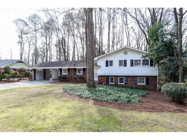 3161 Friar Tuck Way, Doraville, GA 30340 (MLS #5800191) :: North Atlanta Home Team