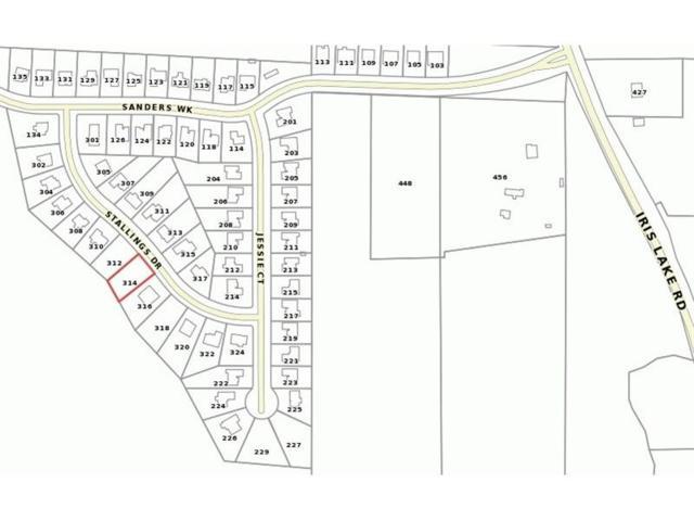 314 Stallings Drive, Mcdonough, GA 30252 (MLS #5802376) :: The Cowan Connection Team