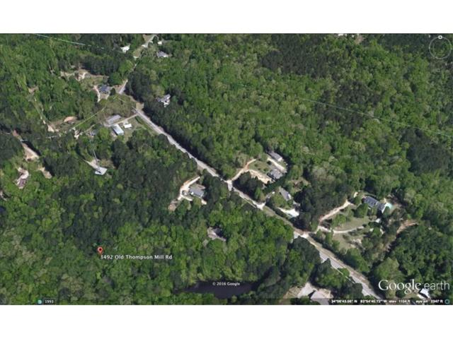 3492 Old Thompson Mill Road, Buford, GA 30519 (MLS #5803110) :: North Atlanta Home Team