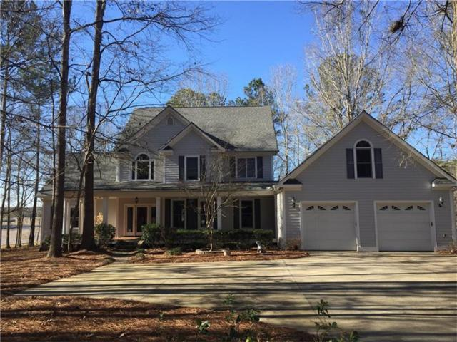 1021 Northwoods Point, Greensboro, GA 30642 (MLS #5804829) :: North Atlanta Home Team