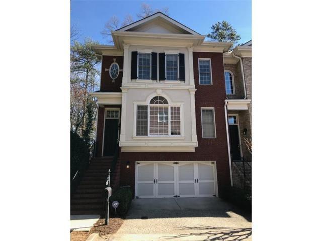 4321 Kingston Gate Cove #4321, Atlanta, GA 30341 (MLS #5804961) :: North Atlanta Home Team