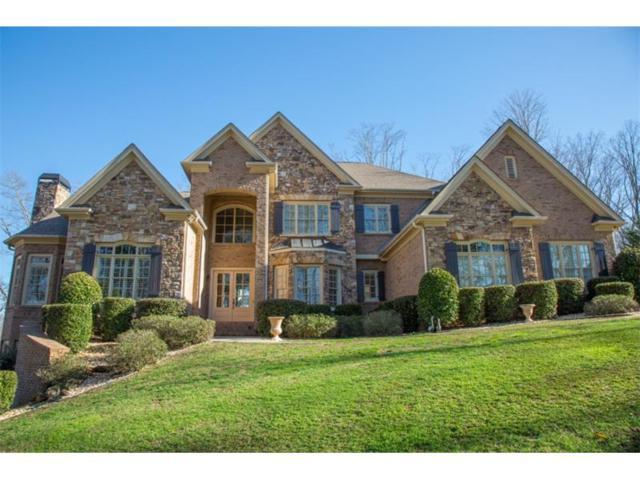 52 Summitrail Lane E, Dawsonville, GA 30534 (MLS #5805090) :: North Atlanta Home Team