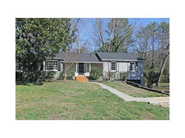 1837 Lochlomand Lane SE, Smyrna, GA 30080 (MLS #5806359) :: North Atlanta Home Team