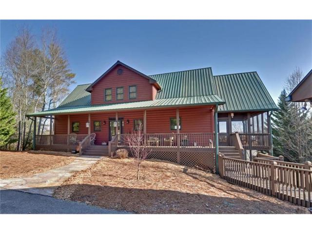 25 River Oaks Trail, Ellijay, GA 30536 (MLS #5806469) :: North Atlanta Home Team