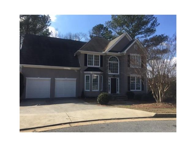 3056 Fairhaven Ridge NW, Kennesaw, GA 30144 (MLS #5807716) :: North Atlanta Home Team