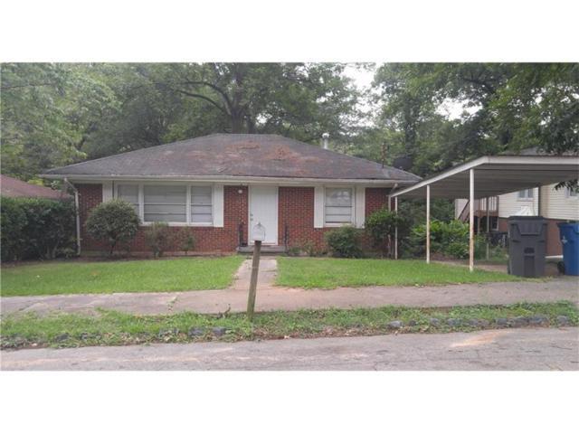 1760 Spring Avenue, East Point, GA 30344 (MLS #5808131) :: North Atlanta Home Team