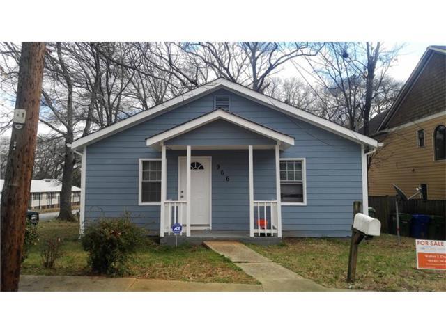 966 Dunning Street SE, Atlanta, GA 30315 (MLS #5808165) :: North Atlanta Home Team