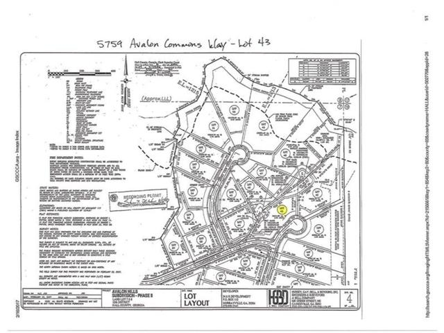 5759 Avalon Commons Way, Clermont, GA 30527 (MLS #5808503) :: North Atlanta Home Team