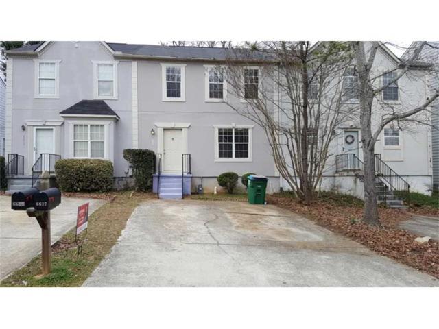 6617 Meadow Green Circle, Peachtree Corners, GA 30092 (MLS #5808550) :: North Atlanta Home Team