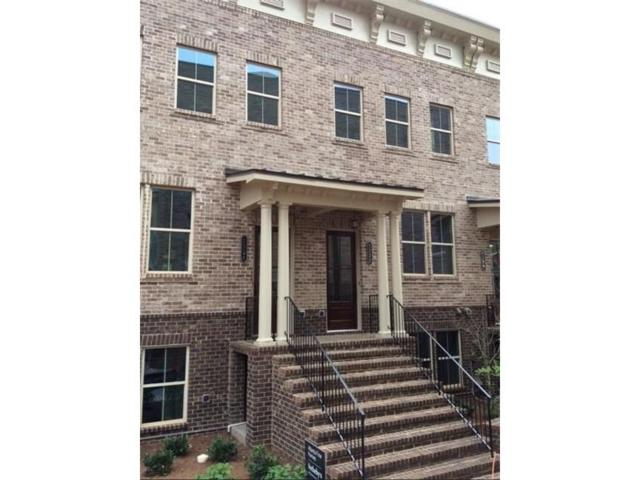 1246 Virginia Court NE #419, Atlanta, GA 30306 (MLS #5809946) :: North Atlanta Home Team