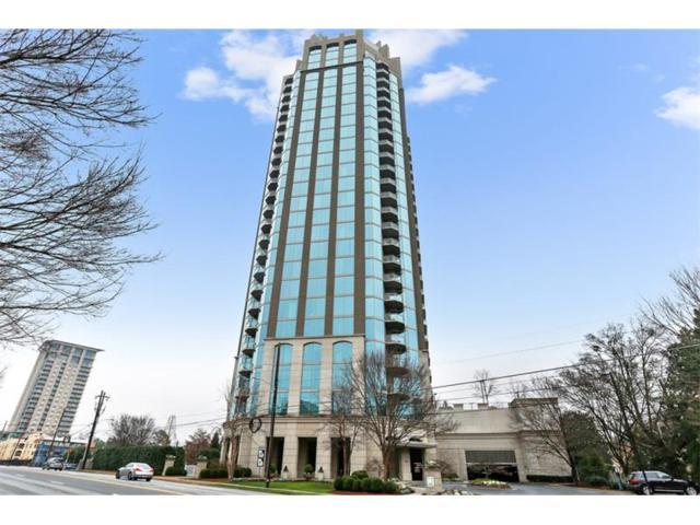 2795 Peachtree Road NE #509, Atlanta, GA 30305 (MLS #5810153) :: North Atlanta Home Team